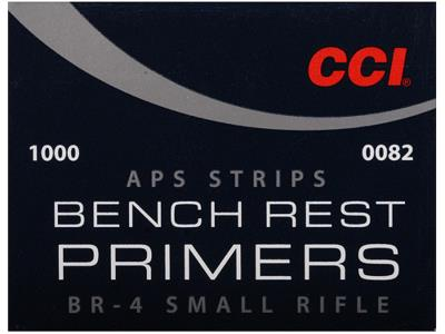 APS BR4 Small Rifle Strips 100