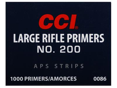 APS 200 Large Rifle Strips 100