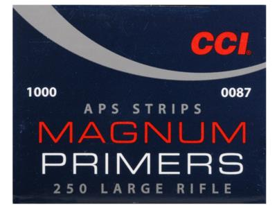 APS 250 Mag Large Rifle Strips