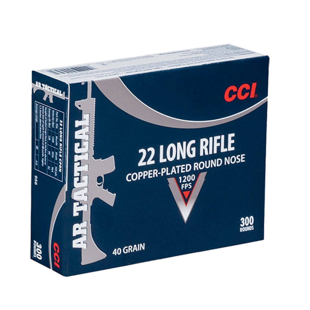 22 LR AR Tactical 40 Grain 120