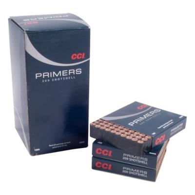 209 SHOT SHELL PRIMER 1000 PC