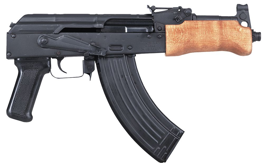 Mini Draco Ak Pistol 7 62x39 7