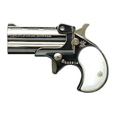DERRINGER 22LR CHROME/PEARL