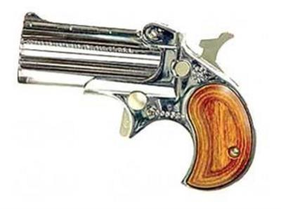 DERRINGER 32 CHROME ROSEWOOD