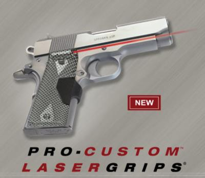 Lasergrips fits 1911 Compact R