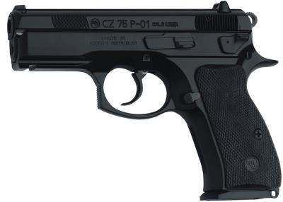 P-01 9MM BLK ALLLOY LIGHT RAIL