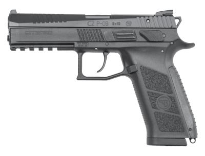 P-09 DUTY  40 CAL BLK POLY 2-1