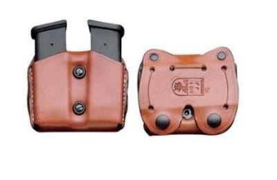 Double Mag Pouch Glock 43 Ambi