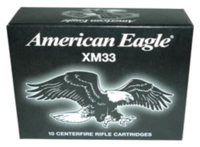 50BMG 640Gr FMJ M33 10ct Box -