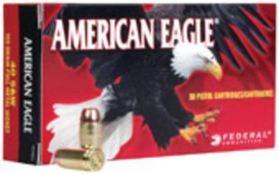 40 SW 155Gr Full Metal Jacket