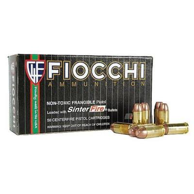 9MM FRANGIBLE 1300FPS 100GR 50