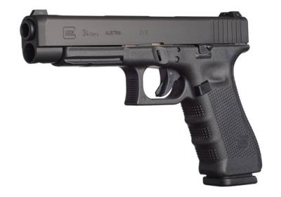 G34 G4 9mm AS EXT SLIDE 17rd
