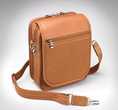 Urban Shoulder Bag Tan 7.75""
