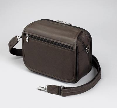 Classic Boston Bag Brown 10""