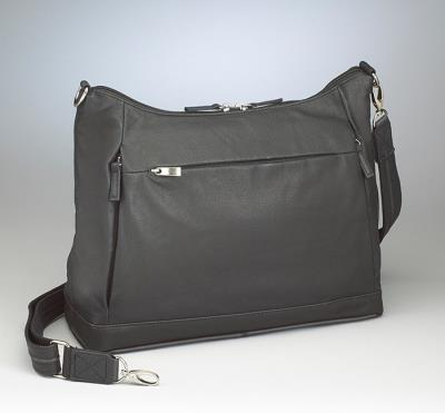 Large Hobo Sac Black 14""
