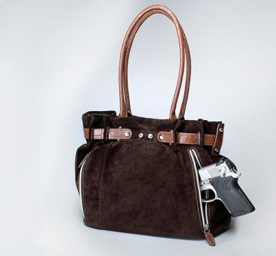 Legacy Bag Brown 16""
