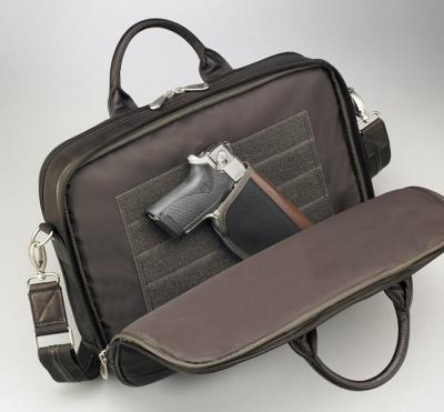 Men's Concealed Carry Briefcas