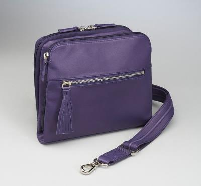 X-Body Organizer Purple 9""