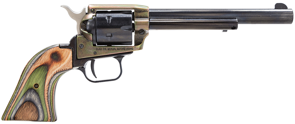 ROUGH RIDER 22LR 6.5IN CASE