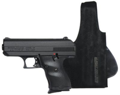 C-9 WITH GALCO HOLSTER 9MM 3 5