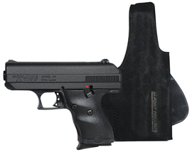 C-9 with Galco Holster 9mm 3.5