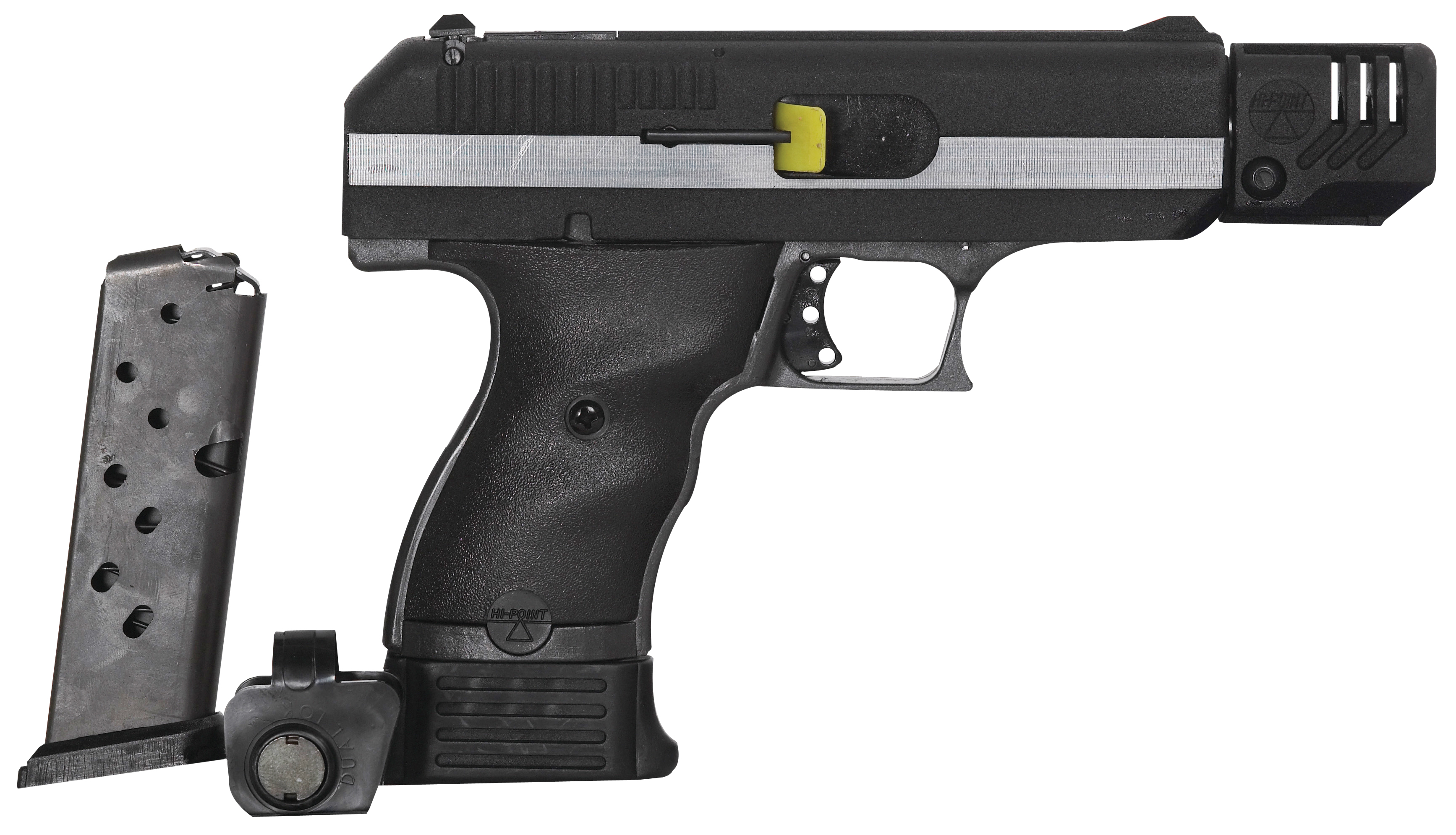 "CF380 Compensated 380 ACP 4"" B"