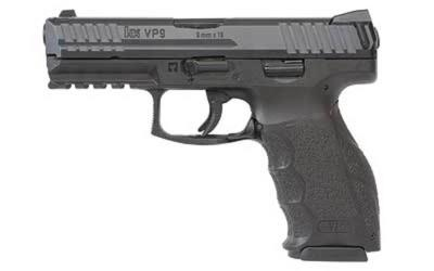 VP9 9MM 15RD 4.1IN BLK NS