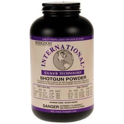 Clays Intl Shotgun Powder 14oz