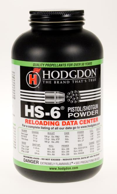 HS-6 Handgun Powder 1lb