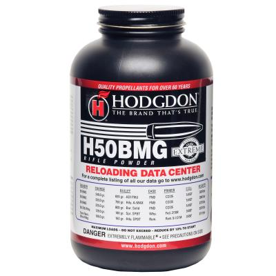 H50BMG Extreme Rifle Powder Sm