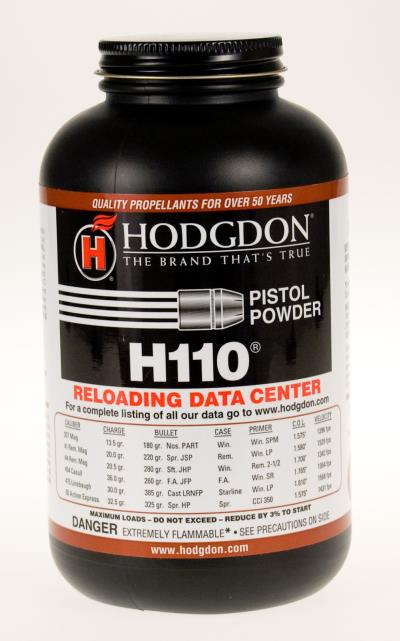 H110 Handgun Powder 1lb