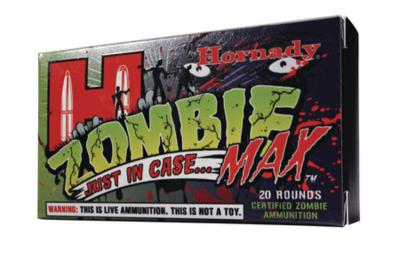 45 ACP 185Gr Zombie Max 20pk A Hover