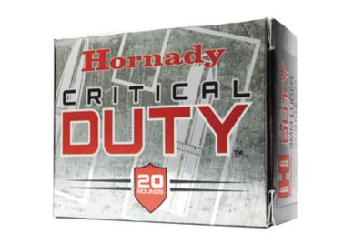 9MM LGR 135GR CRITICAL DUTY 25 Hover