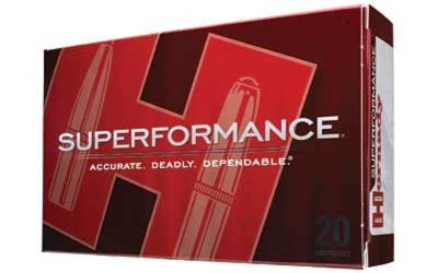 308 Win 150Gr IB Superformance Hover