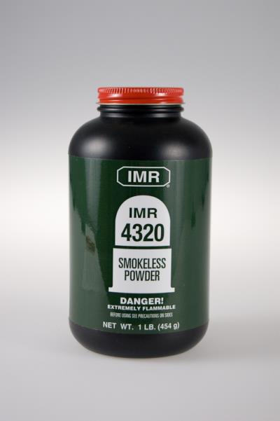 4320 Rifle Powder Smokeless 1l