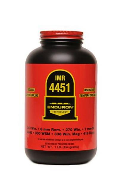 4451 Enduron Rifle Powder 1lb