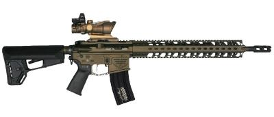 NOMAD AR15 BURNT BRONZE 5.56 R Hover