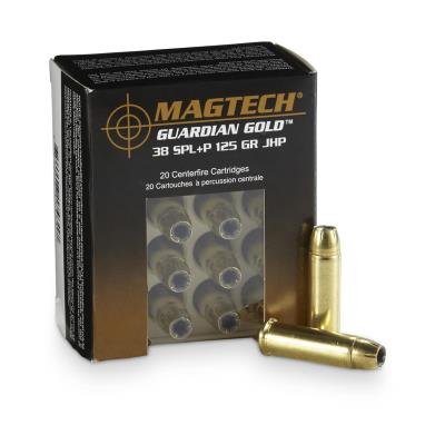 9MM LUGER +P GOLD 115GR JHP 20 Hover