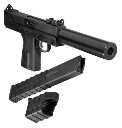 MASTERPIECE ARMS MPA Grim Reaper 9mm Mini 3 5