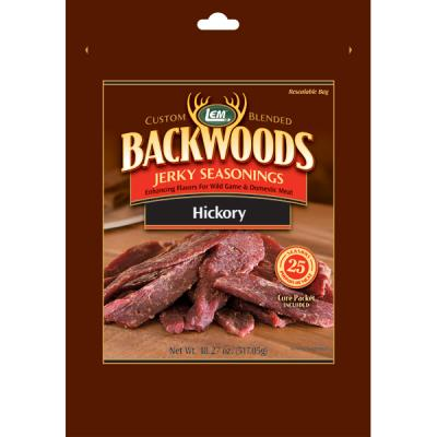 Hickory Seasoning for 25 Lbs.