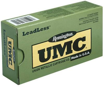 45 ACP UMC LEADLESS 230GR FNEB