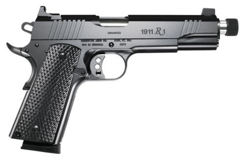1911 R1 ENHANCED THREADED BARR