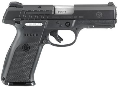 9E 9MM 17+1 BLACK 4.14IN 3-DOT