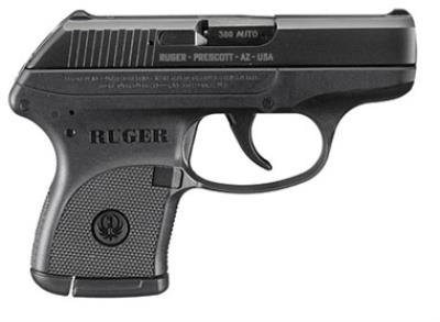 "LCP 380 acp 2.75"" Blued 6+1 Bl Hover"