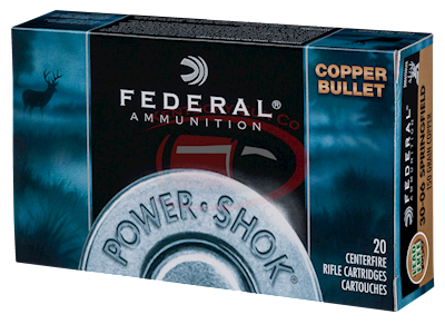308 Win 150Gr Copper Power-Sho Hover