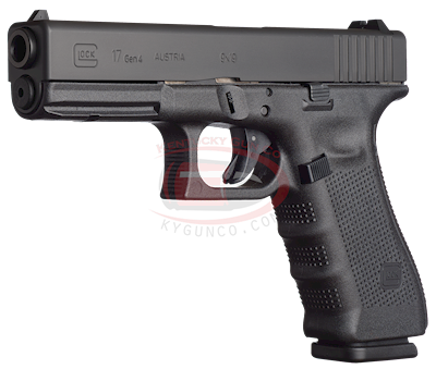 "G17 G4 9mm 17+1 4.49"" MOS Hover"