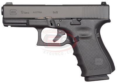 "G19  G4 9mm 15+1 4""  MOS Hover"