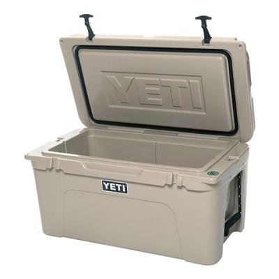 TUNDRA 65QT COOLER TAN