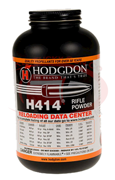 H414 Rifle Powder Smokeless 1l