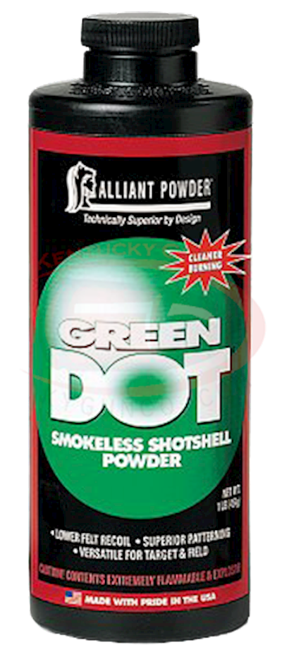 Green Dot Shotgun Powder 1lb C